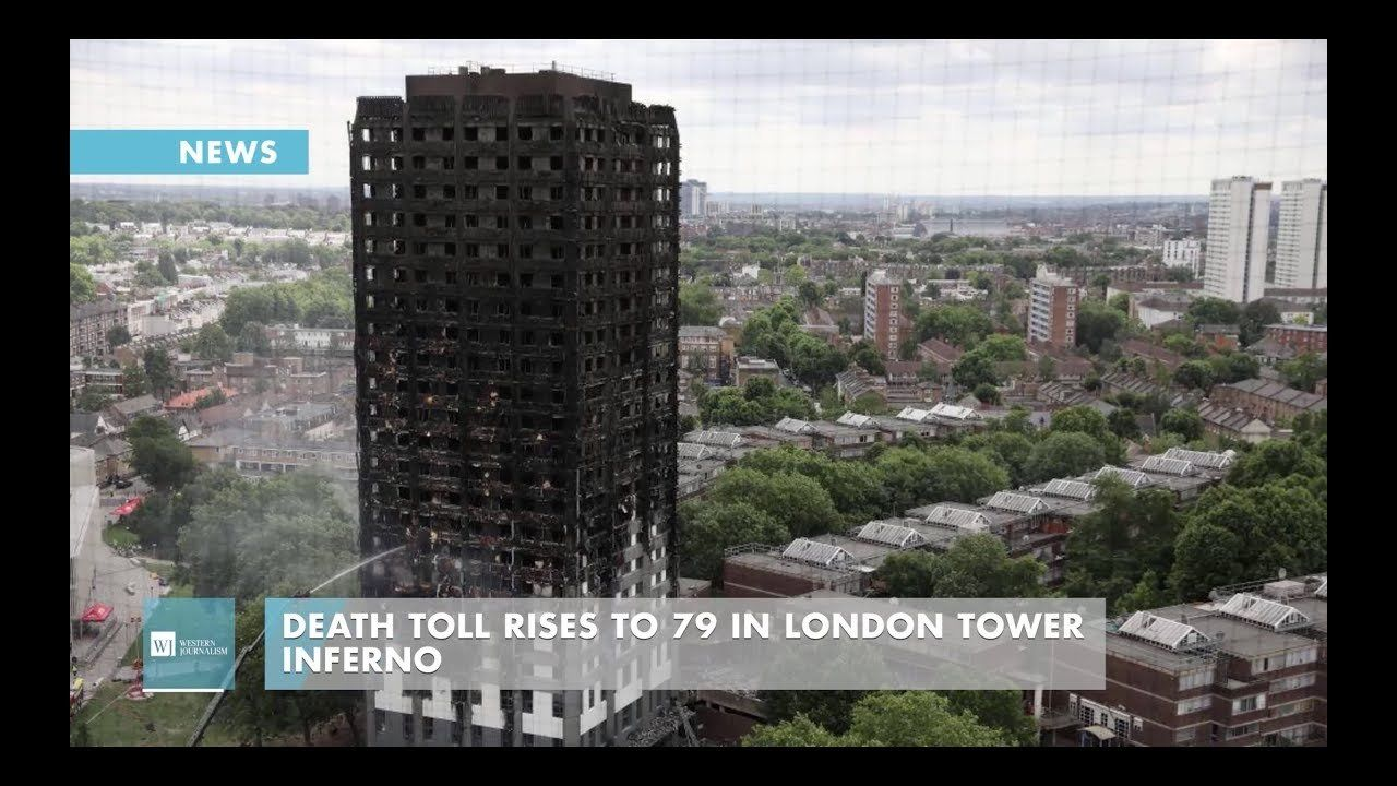 Death Toll Rises To 79 In London Tower Inferno