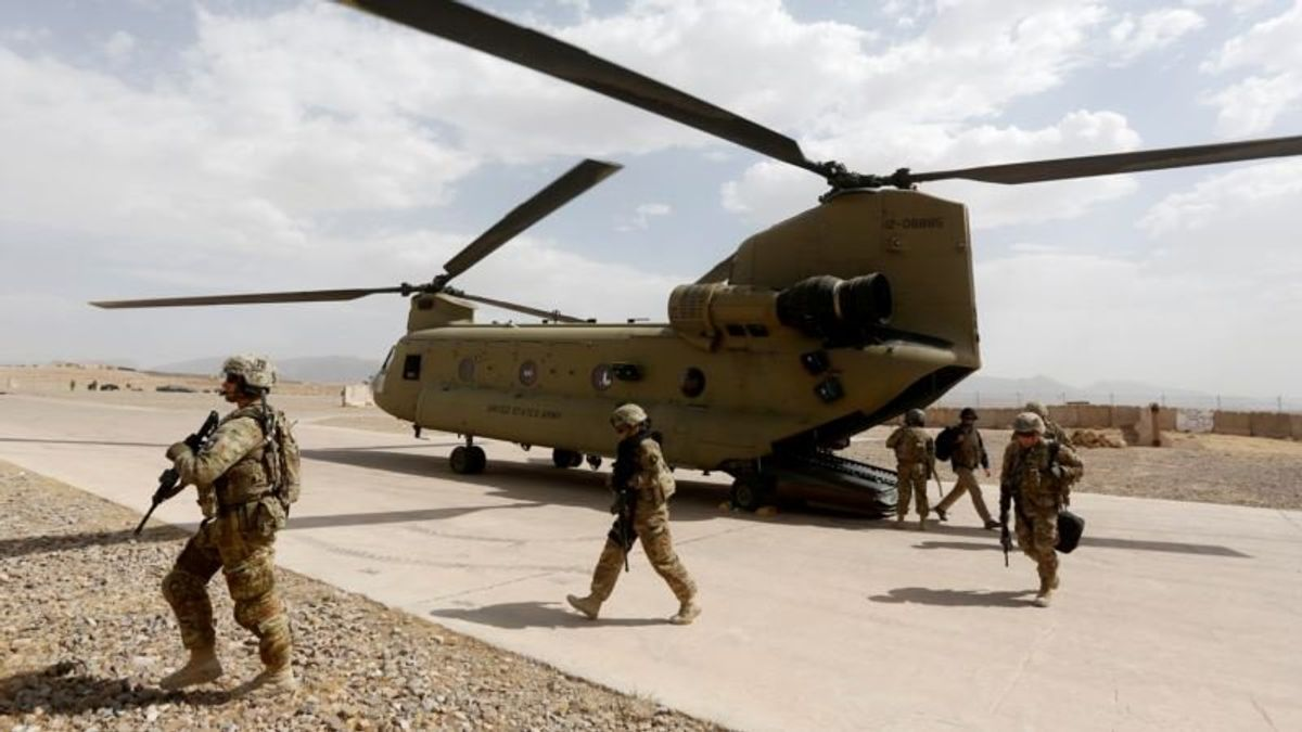 Erik Prince Again Touts Plan to Privatize US War in Afghanistan