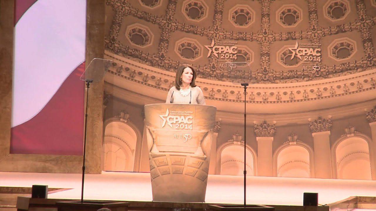 Michele Bachmann questions a 2016 Hillary Clinton run