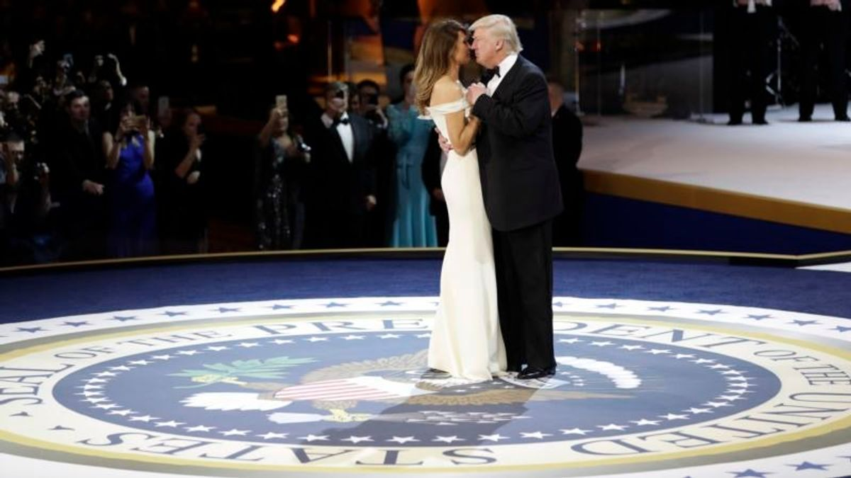 Hefty Donation to Trump's Inaugural Comes under Scrutiny