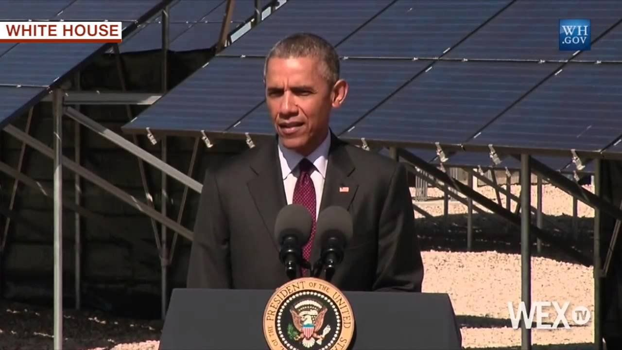 Obama solar energy plan for veterans faces resistance