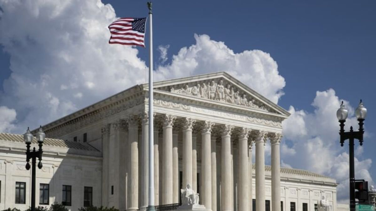 Trump Supreme Court Nominee: An Umpire in Deciding Cases