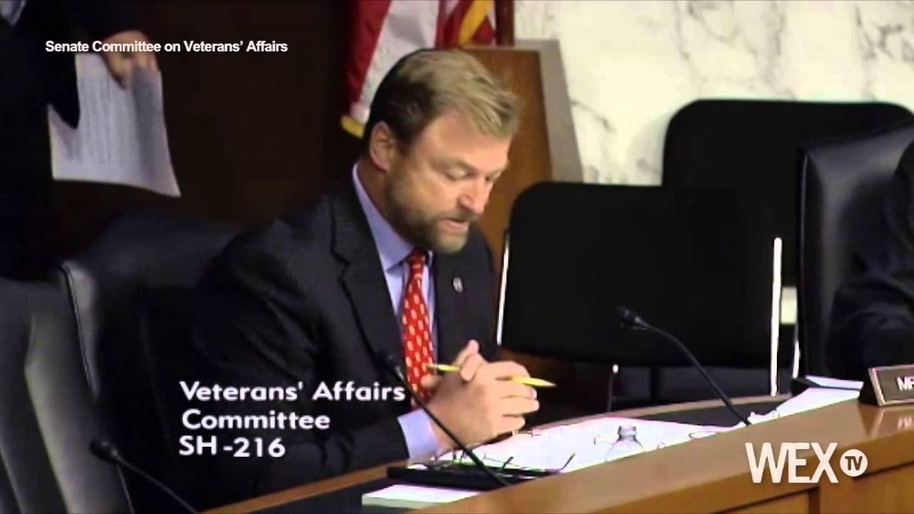 Sen. Dean Heller spars with Acting VA Inspector General Richard Griffin