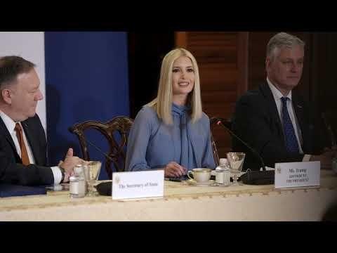Women's Global Development and Prosperity Initiative One-Year Anniversary