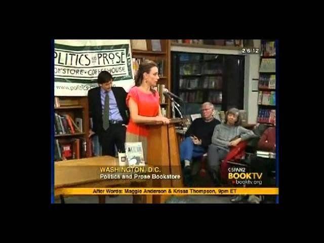 Paula Broadwell discusses Petraeus' weaknesses