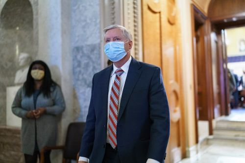 Senator Graham, Fully Vaccinated, Tests Positive for COVID-19