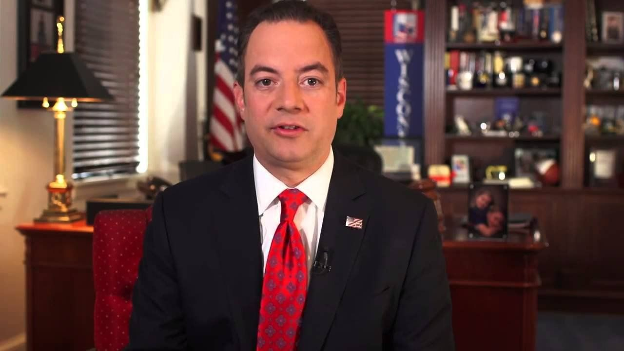 Reince Priebus calls for focus on middle-class issues