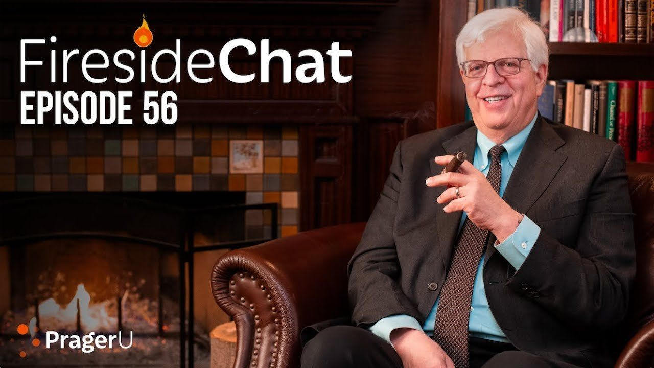 Fireside Chat Ep. 56 – I'm Lying or the Left is Lying