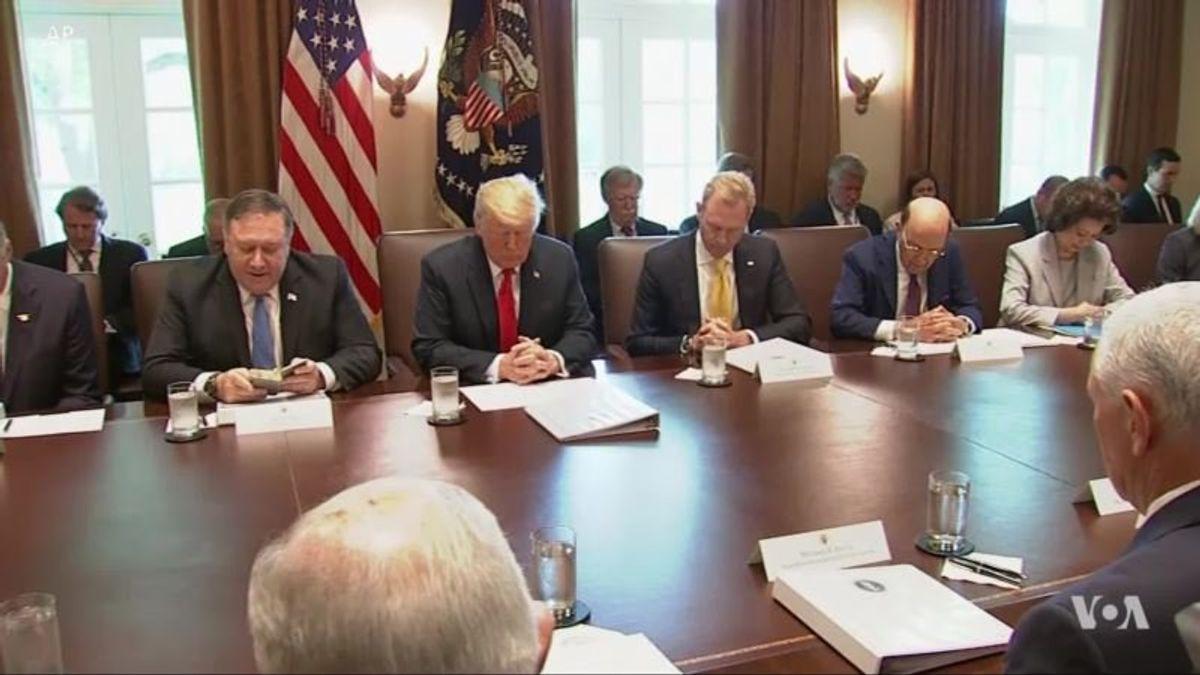 Trump's Low Polls Concern Republicans for November