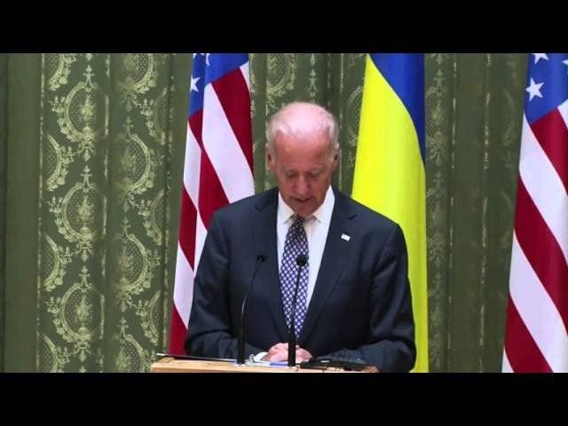 Biden: Russia must stop talking, start acting