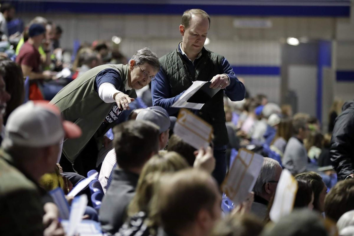 Mobile App Snafu Leaves Iowa Caucus Results Uncertain