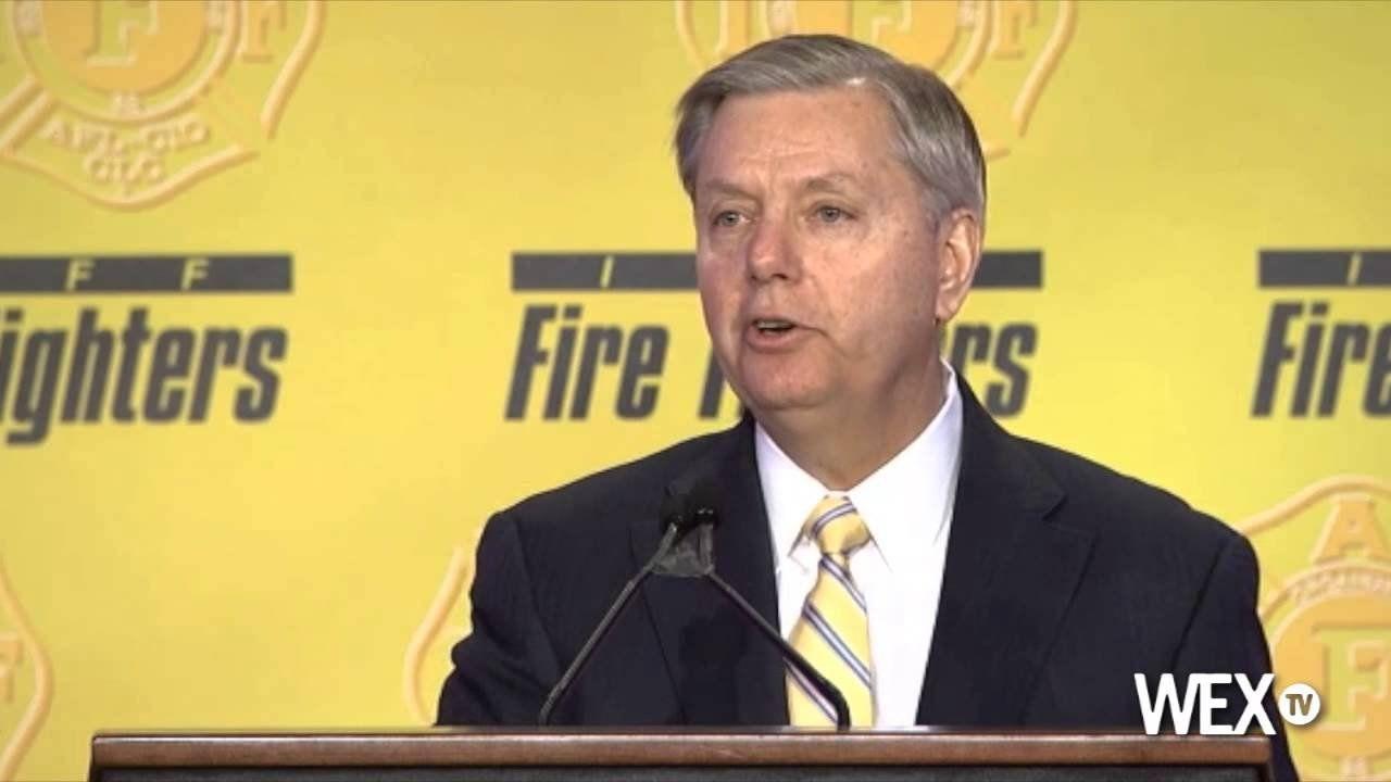 Sen. Lindsey Graham worries about national security