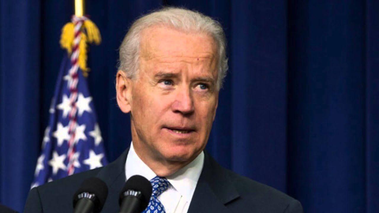 Joe Biden discusses manufacturing in Washington
