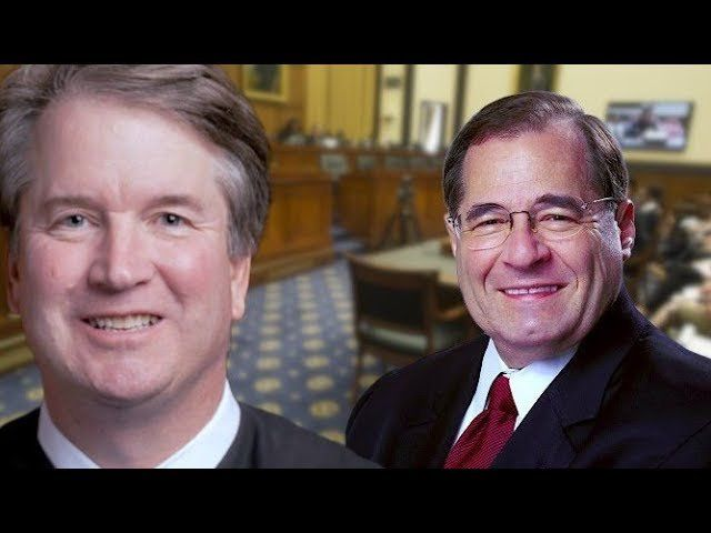 NADLER MOVES TO IMPEACH JUSTICE KAVANAUGH AS DURHAM/BARR NEW WHISTLEBLOWERS LEAD TO SEPT INDICTMENTS