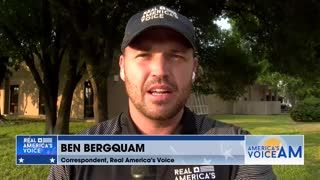 Ben Bergquam reports from the Border