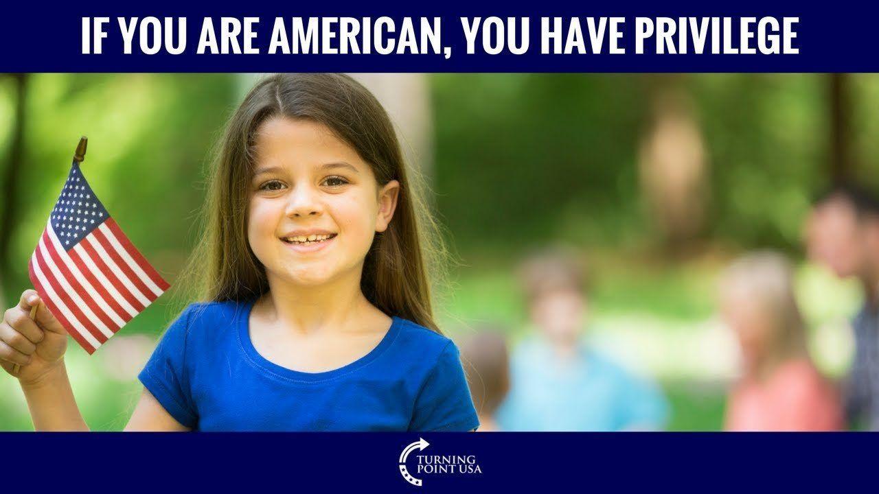 Ben Shapiro: Being Born In America Is Privilege