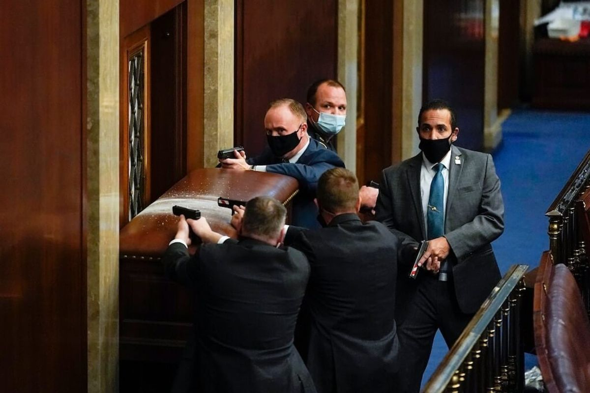 World Leaders Offer Mixed Reactions After Mayhem at US Capitol