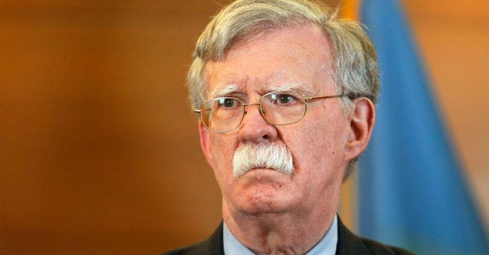 Justice Department drops lawsuit, grand jury investigation regarding John Bolton's book