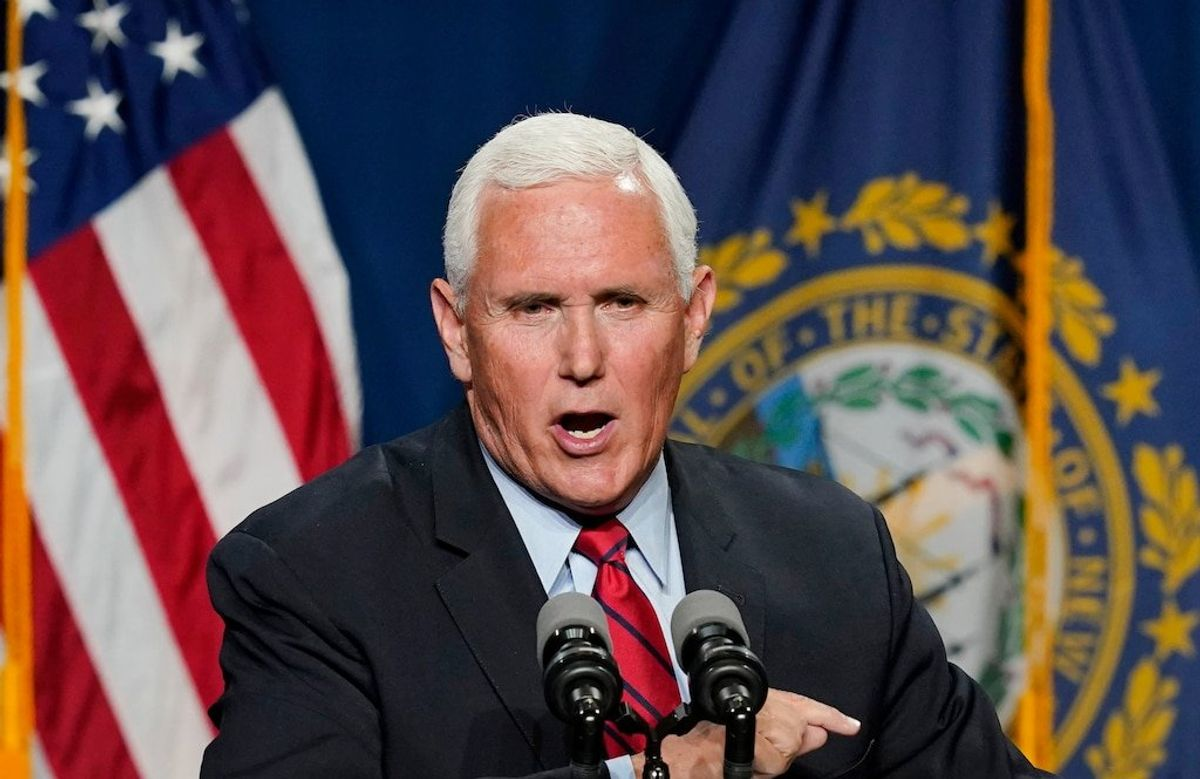 Pence: I'll Likely Never See Eye to Eye with Trump on Jan. 6