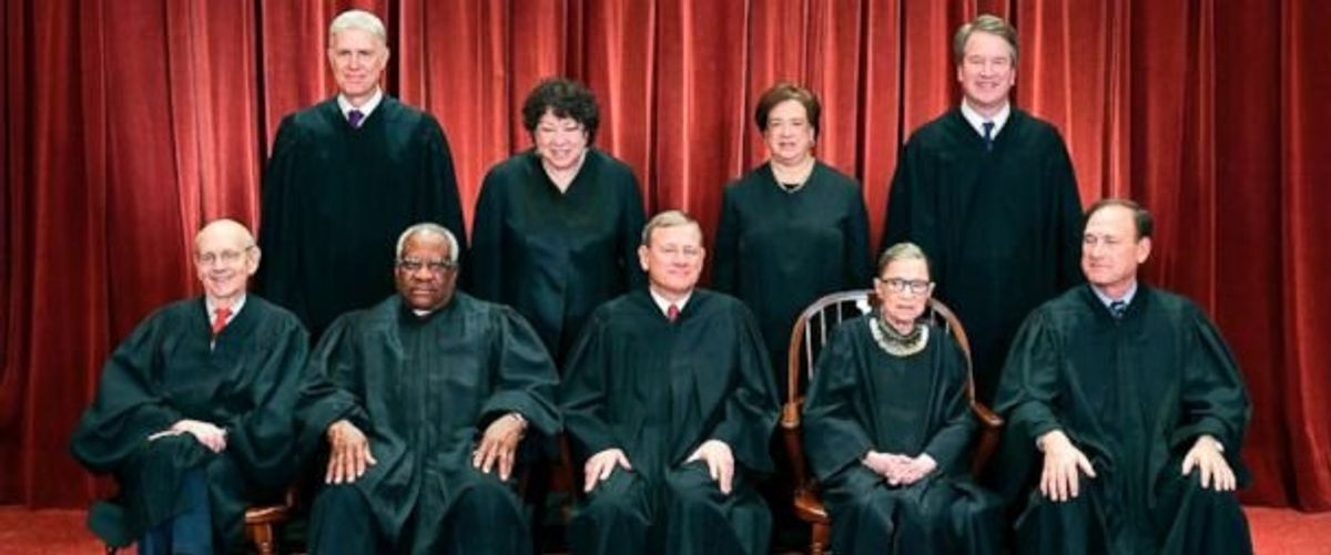 Has SCOTUS Effectively just Destroyed Our Second Amendment?