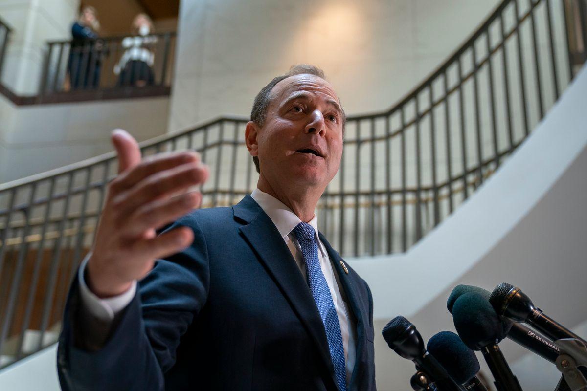 Trump and House Democrats Battle Over Whistleblower Complaint
