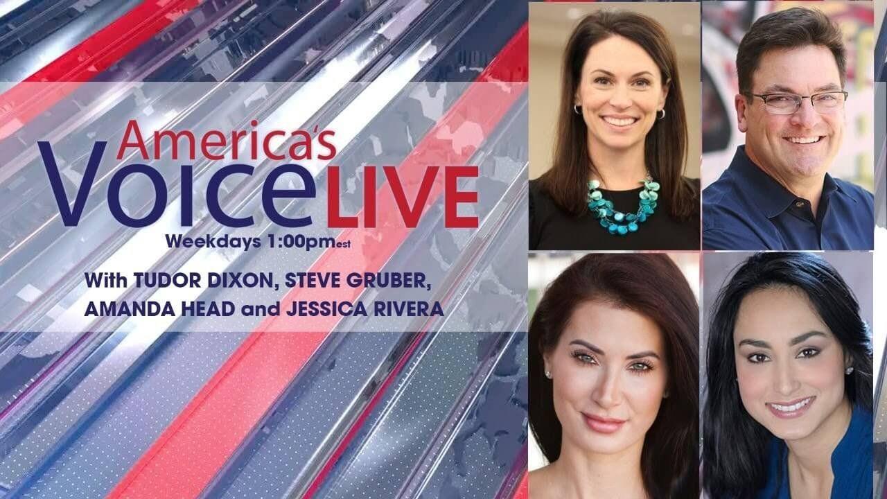 America's Voice Live w/ Tudor Dixon & Steve Gruber 12.18.20