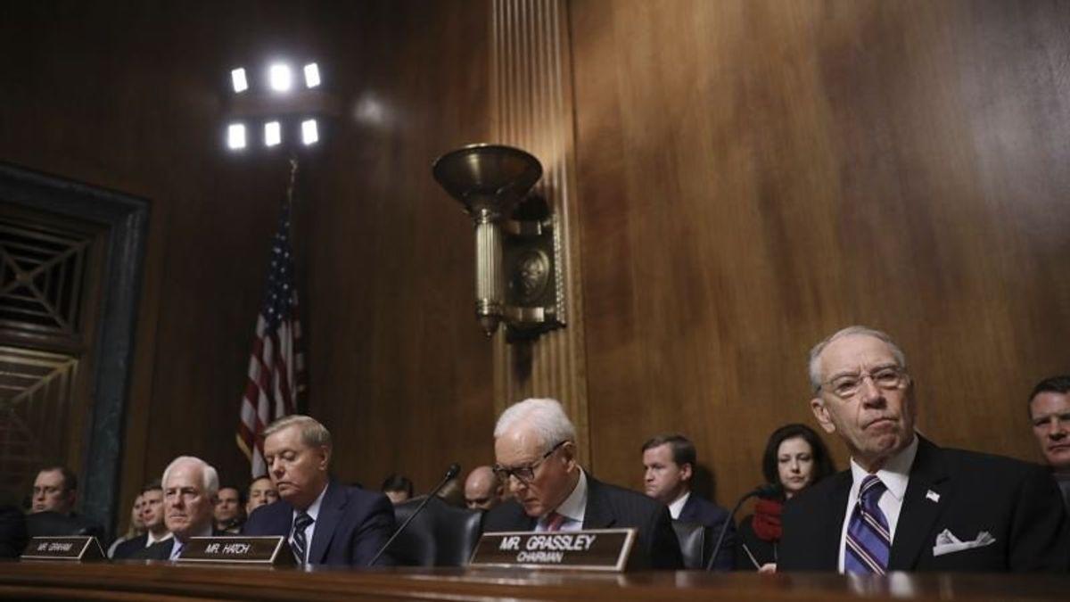 Senate Committee Votes Friday on Kavanaugh Supreme Court Nomination