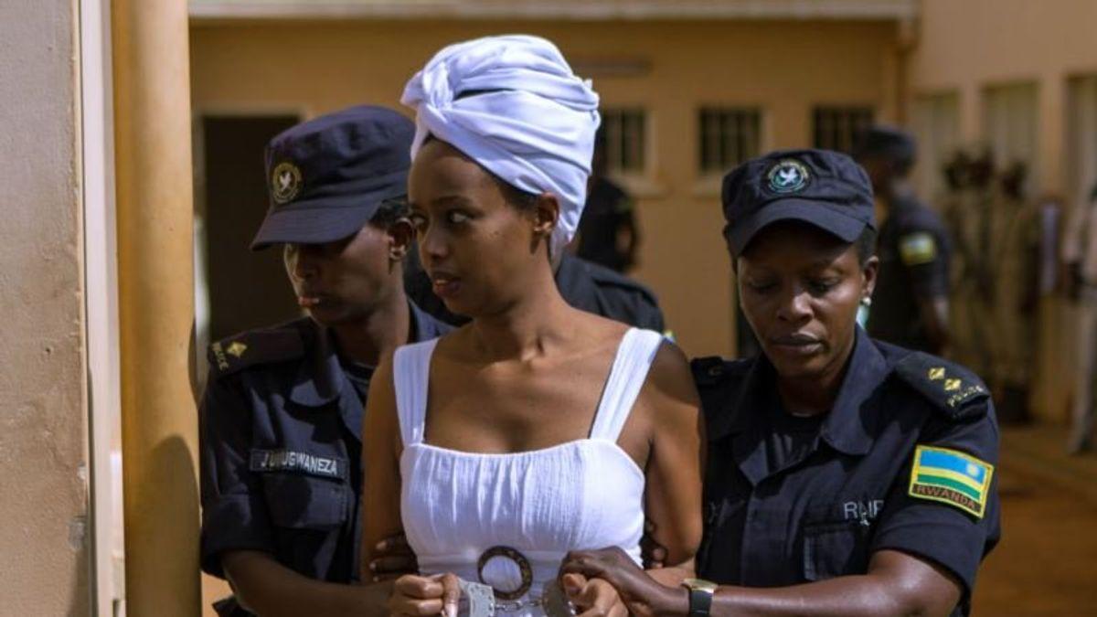 Rwandan Dissident Draws US Congressional Support