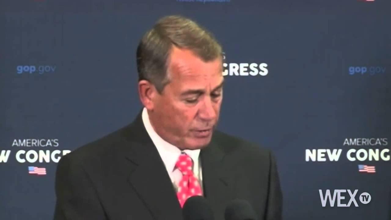 Boehner explains Netanyahu invitation to Congress