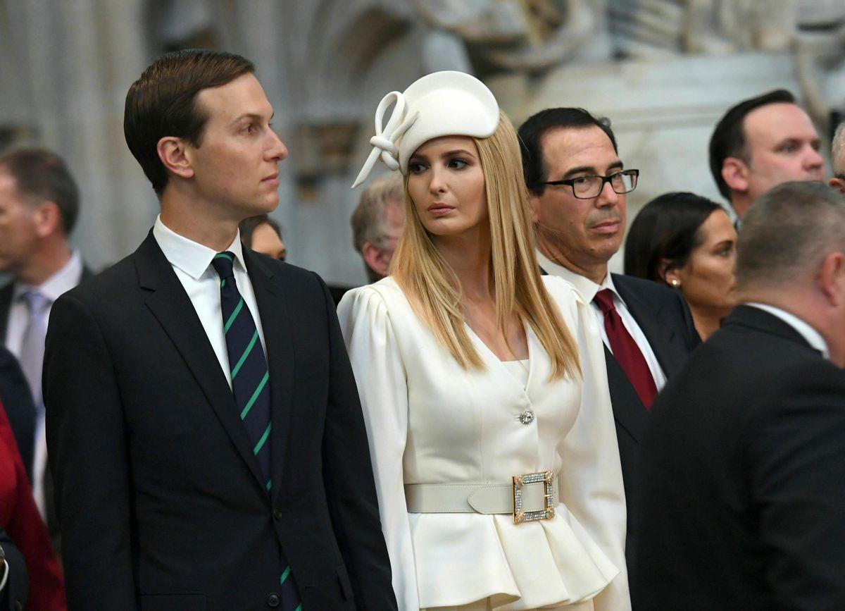 Ivanka Trump, Jared Kushner Took in at Least $135M in 2019
