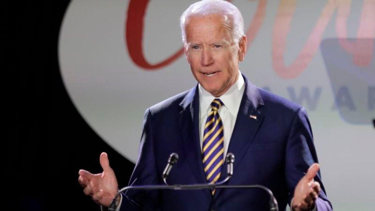 Biden Team Blasts 'Trolls' Amid Scrutiny over Behavior