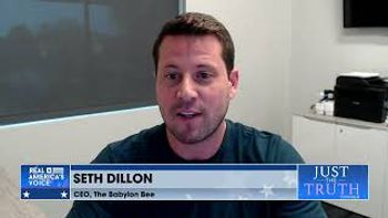 Seth Dillon tells Jenna Ellis about the demand letter sent to the NYT by The Babylon Bee