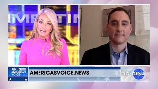 Josh Mandel on Trump's relationship with Israel today with Dr. Gina