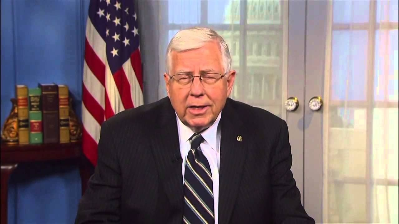 Mike Enzi makes case for GOP Senate budget