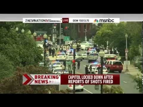 """MSNBC's Tamron Hall: Capitol Hill police responding to the shooting 'aren't getting their paychecks"""""""