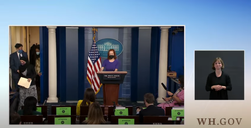 02/24/21: Press Briefing by Press Secretary Jen Psaki, Sameera Fazili, and Peter Harrell