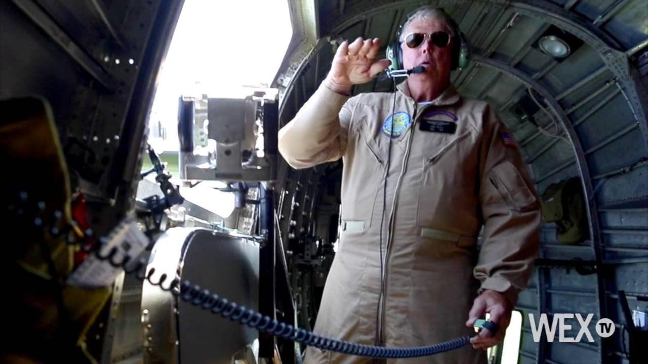 Take flight aboard a WWII era B-24
