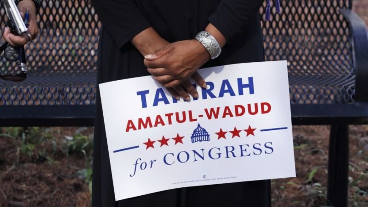 US Muslim Candidates Run in Record Numbers But Face Backlash