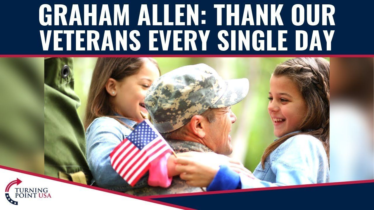 We Should Remember & Thank Our Veterans EVERY DAY!
