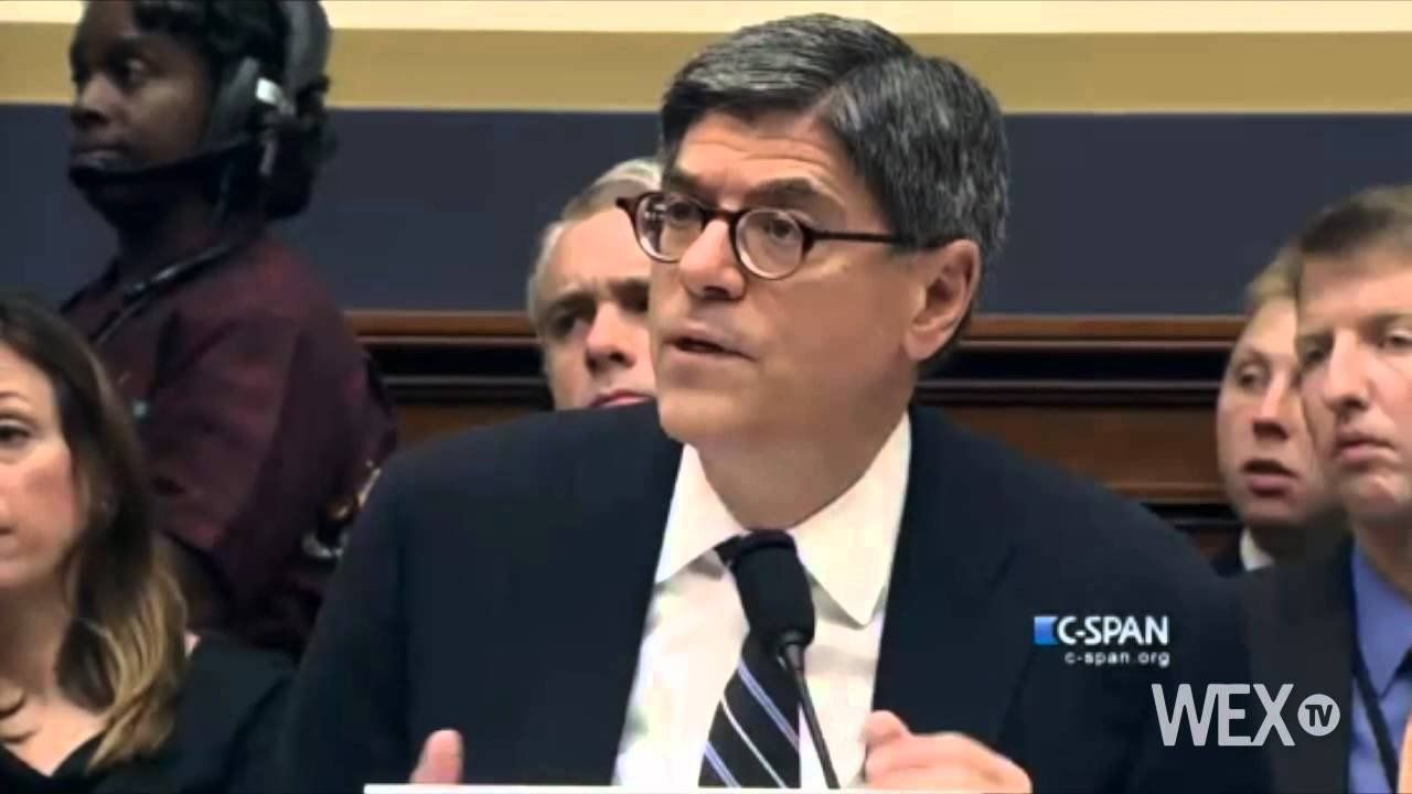 Secretary Lew: Long Term debt isn't holding our economy back