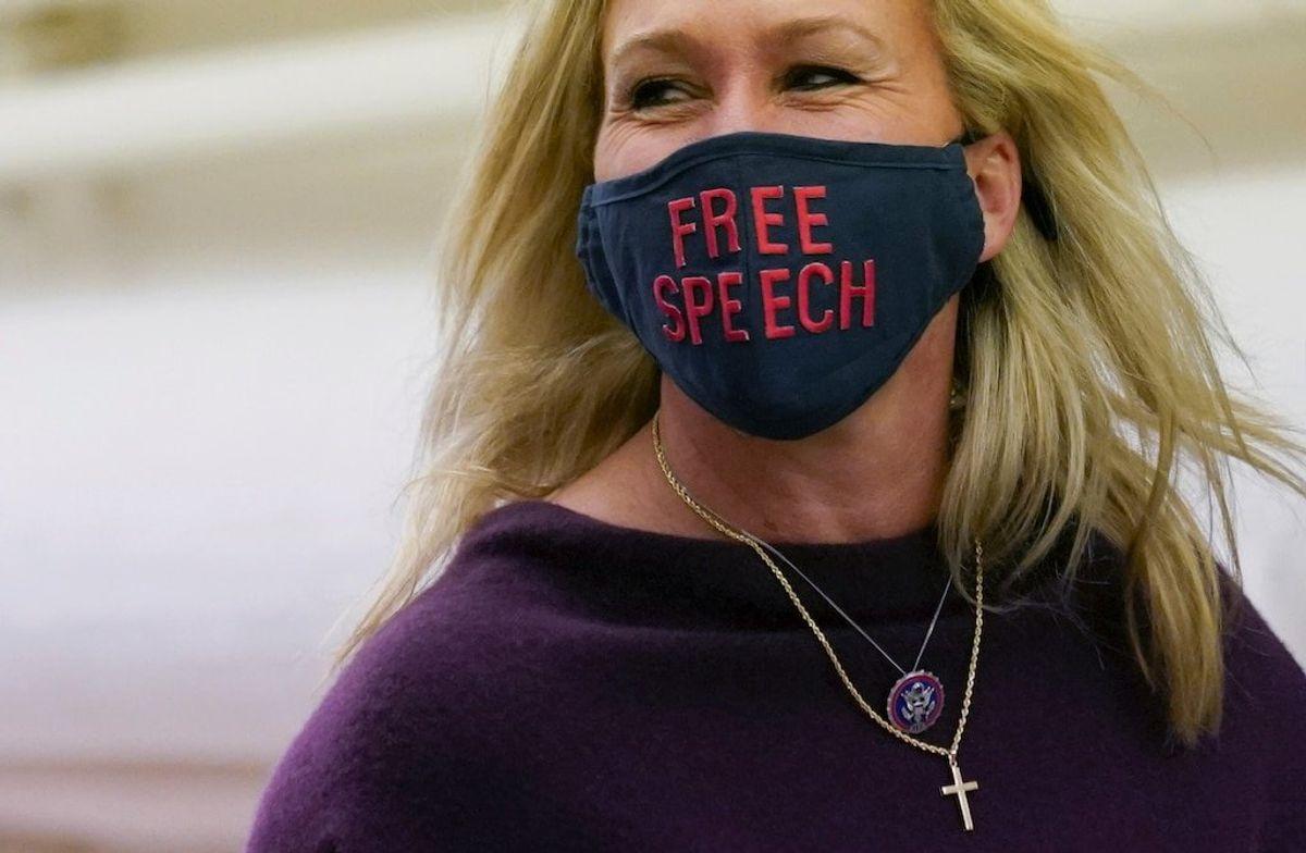 US Lawmakers to Vote Whether to Reprimand Controversial Colleague