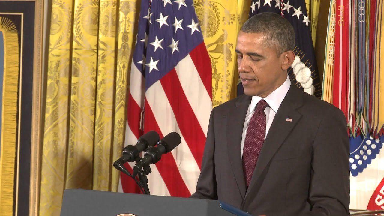 President Obama awards Medal of Honor to 24 veterans