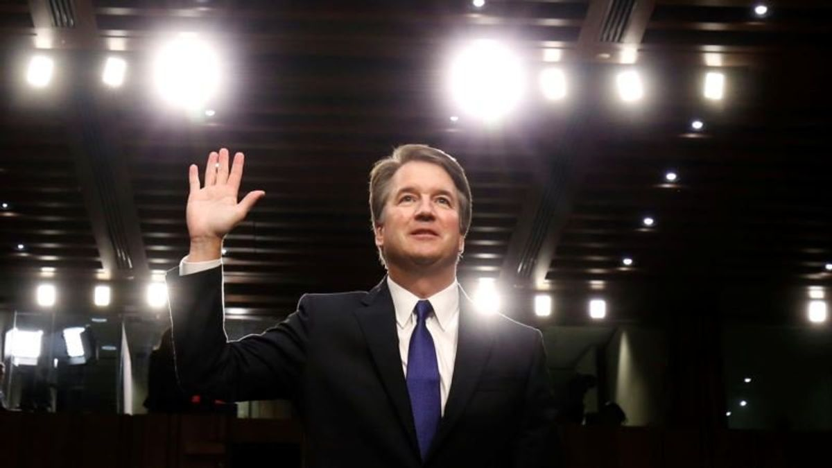 AP Fact Check: Kavanaugh's Claim That Witnesses Refuted Ford