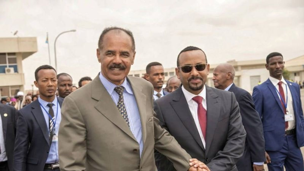 US Must Support Ethiopia's 'Fragile' Reforms, Diplomat Says