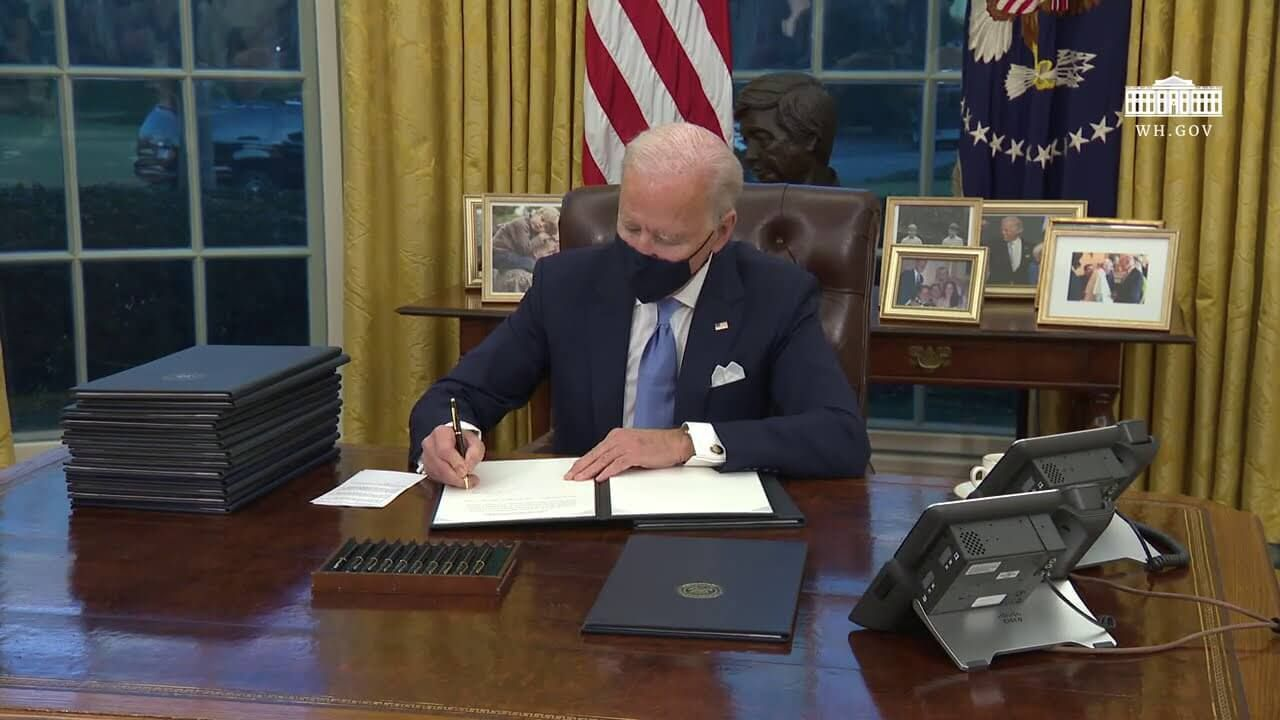President Biden Signs Executive Orders Advancing His Priority to Modernize Our Immigration System