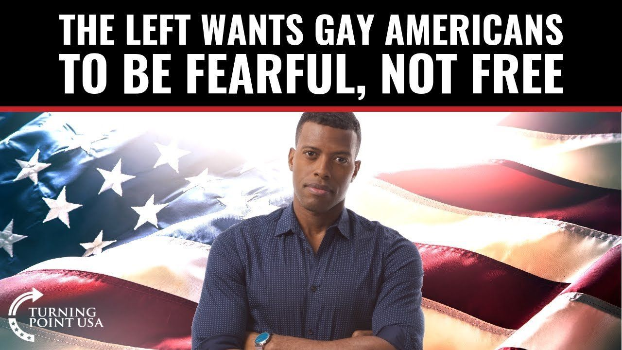 The Left DOES NOT CARE About Gay Americans
