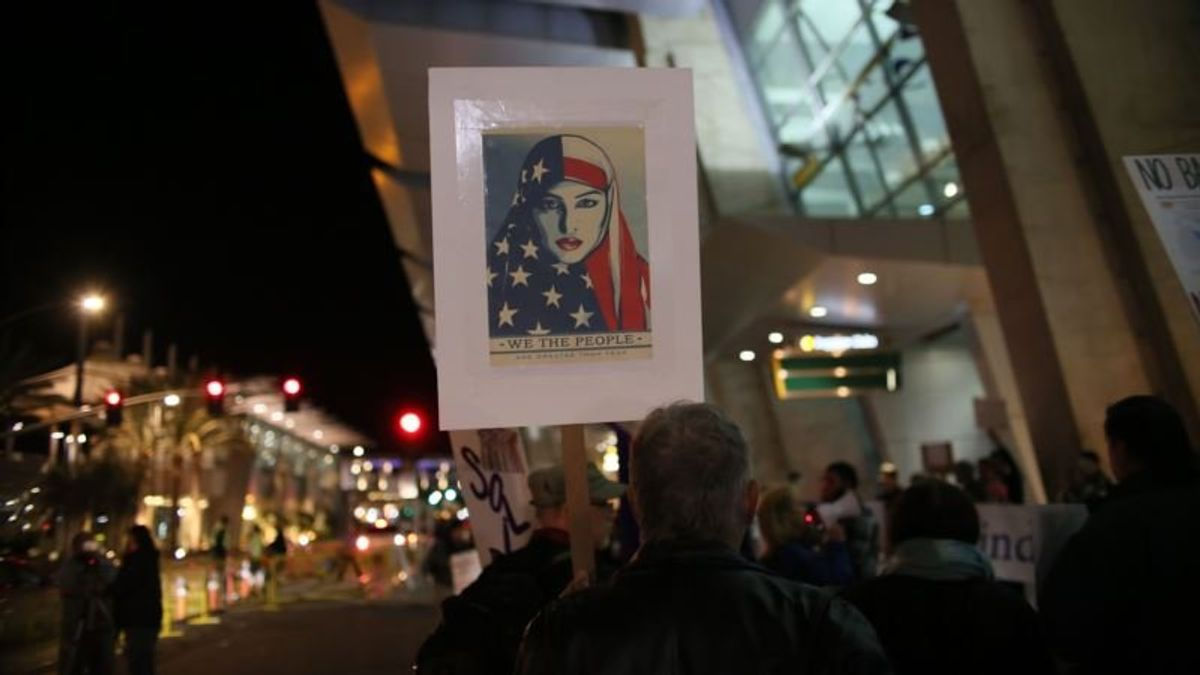 US Judge: Lawsuit Over Trump Travel Ban Waivers Will Proceed