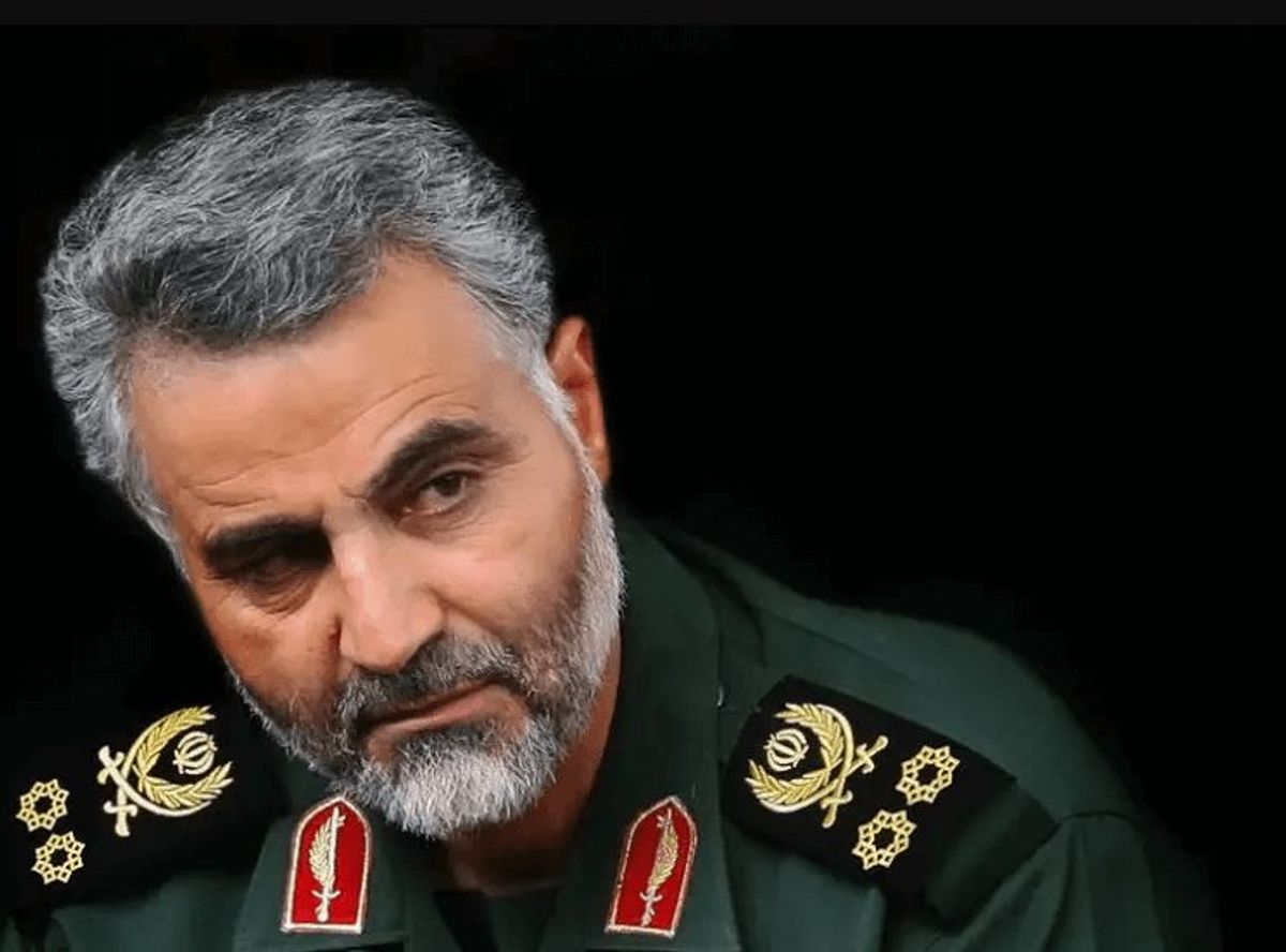 Iran's Khamenei warns of 'harsh revenge' after US assassinates Qasem Soleimani