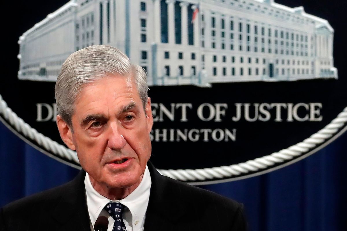 Justice Department to Turn Over Mueller Probe Documents
