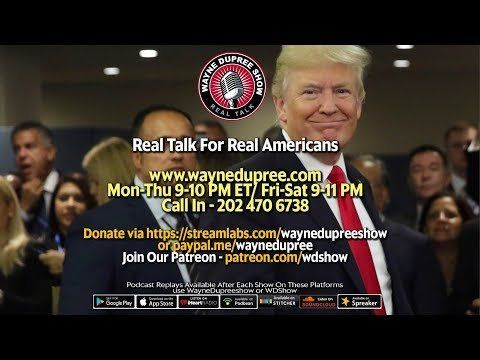 """🔥 LIVE! WDShow 9-19 Trump Warns Lil Kim Jong-Un With Word """"Destroy""""; Promotes America First Agenda!"""